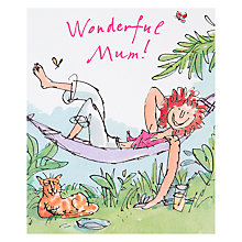 Buy Woodmansterne Mum Birthday Card Online at johnlewis.com