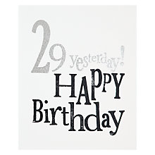 Buy Really Good 30th Birthday Card Online at johnlewis.com