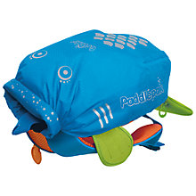 Buy Trunki PaddlePak Backpack, Blue Online at johnlewis.com