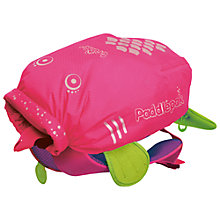 Buy Trunki PaddlePak Backpack, Pink Online at johnlewis.com