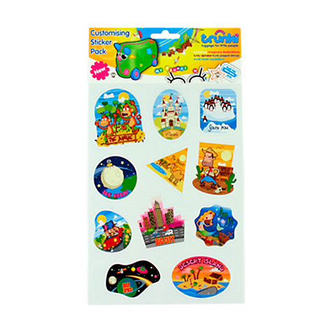 Buy Sticker Pack Trunki Online at johnlewis.com