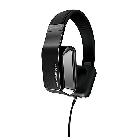 Buy Monster Inspiration Noise Cancelling Full Size Headphones Online at johnlewis.com