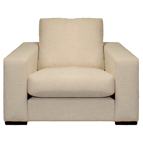 Buy John Lewis Churchill Armchair, Taupe Online at johnlewis.com