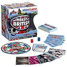 Buy Drummond- Best Of British Mini Game Online at johnlewis.com