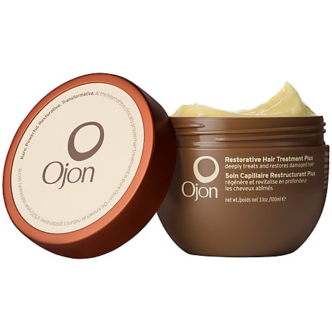 Buy Ojon Damage Reverse™ Restorative Hair Treatment Plus, 100ml Online at johnlewis.com