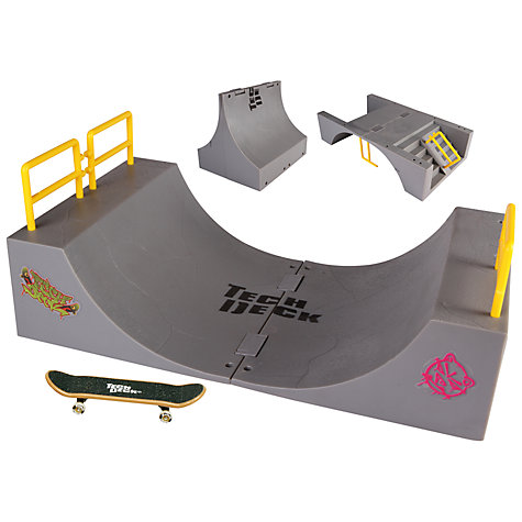 Buy Tech Deck Triple Set Combo Ramp, Assorted Online at johnlewis.com