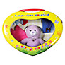 Build a Bear Workshop Heart Tin, Assorted