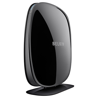 Image of Belkin Play N600 Dual-Band Wireless N+ Router for Cable & Fibre Optic Connections