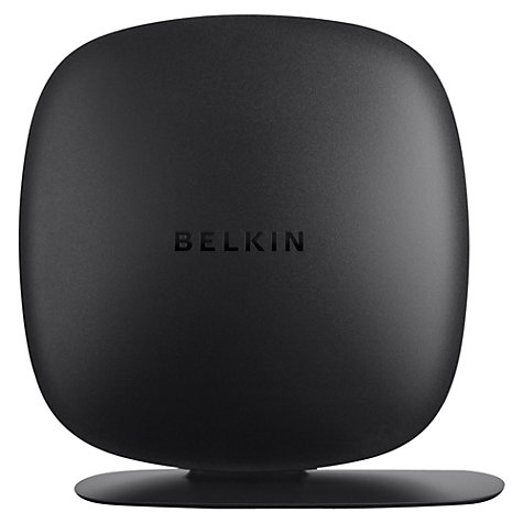 Buy Belkin Surf N300 Wireless Router for ADSL Connections Online at johnlewis.com