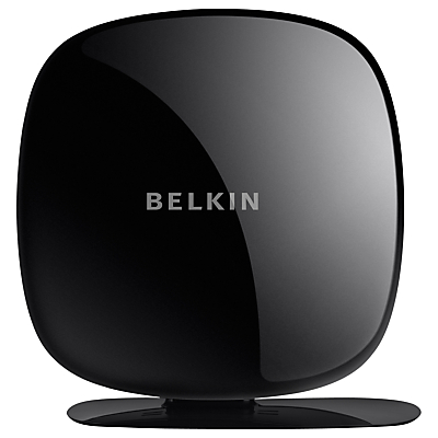 Image of Belkin Play N600 Dual-Band Wireless N+ Router for ADSL Connections