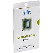 Buy iFit Weight Loss SD Card, Level 1 Online at johnlewis.com