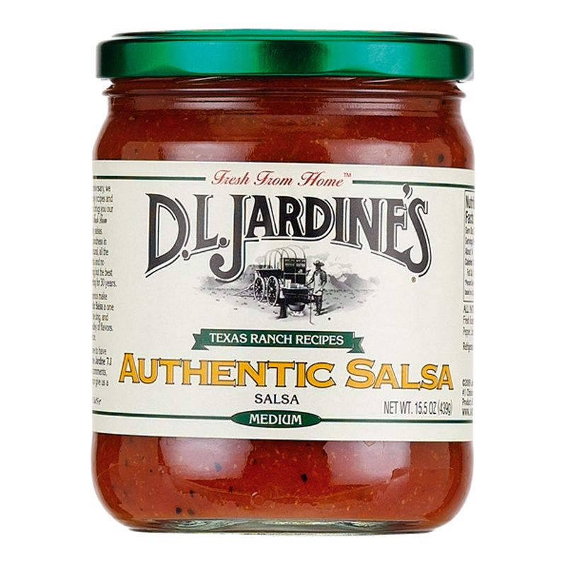 D. L. Jardines Authentic Salsa, 439g