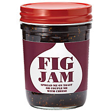 Buy Jme Fig Jam, 250g Online at johnlewis.com