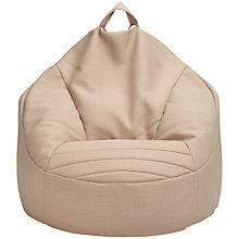Buy John Lewis Snug Bean Chair Online at johnlewis.com