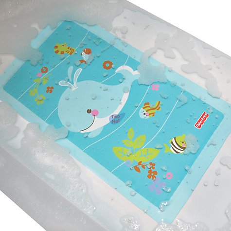Buy Fisher-Price Whale Temperature Bath Mat Online at johnlewis.com