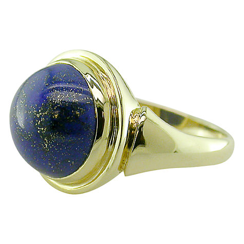 Buy London Road Sloane 9ct Yellow Gold Cocktail Ring Online at johnlewis.com