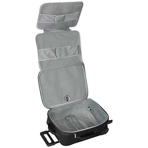Buy Briggs & Riley Transcend Series 200 2-Wheel Large Expandable Suitcase, Black Online at johnlewis.com