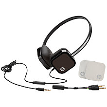 Buy HP Headset HA3000 Online at johnlewis.com