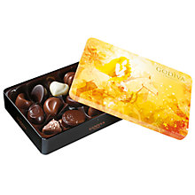 Buy Godiva Chocolates in a Lady Tin Box, 180g Online at johnlewis.com