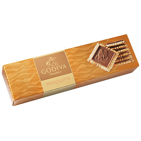 Buy Godiva Signature Biscuits Selection, 100g Online at johnlewis.com