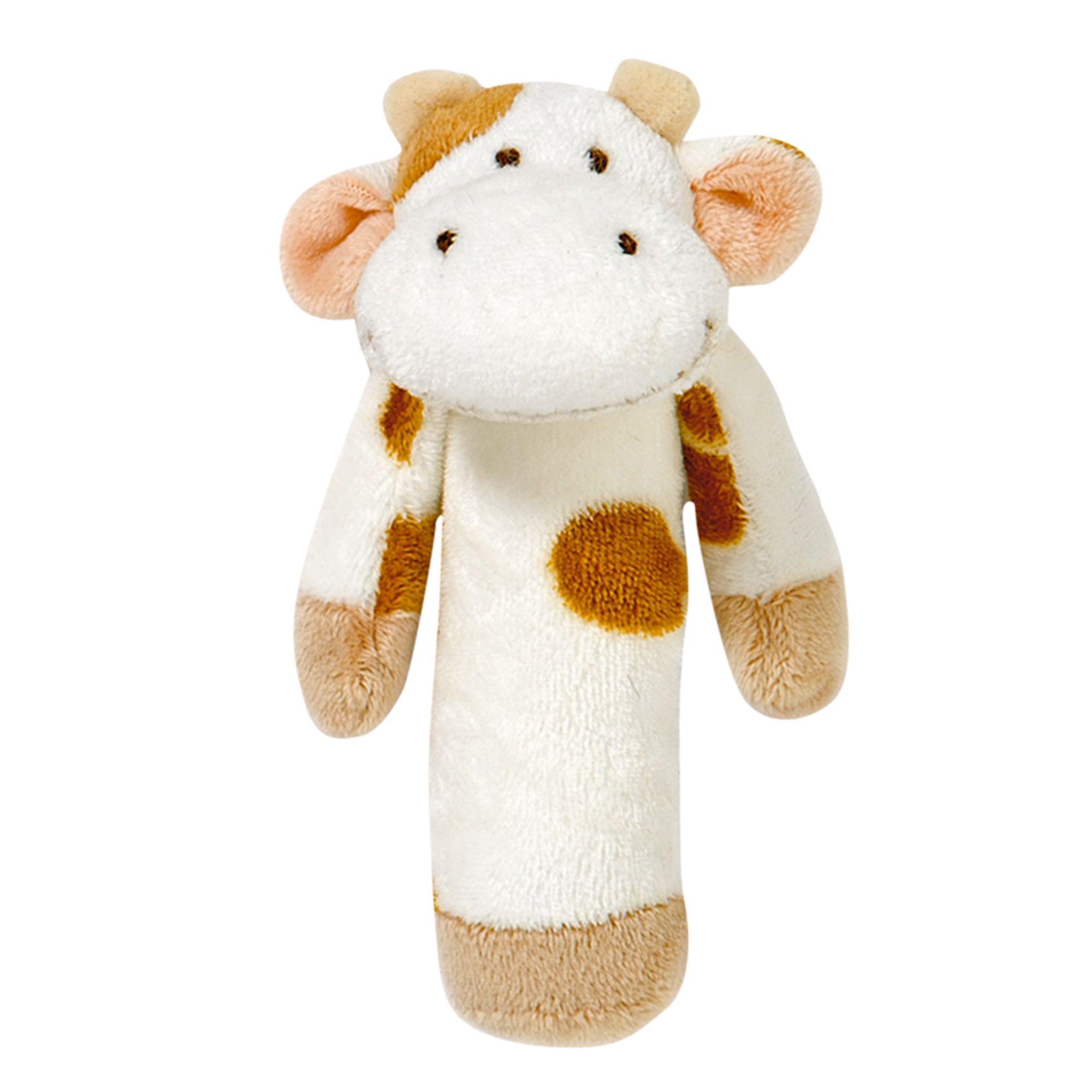 Teddykompaniet Teddykompaniet Cow Rattle