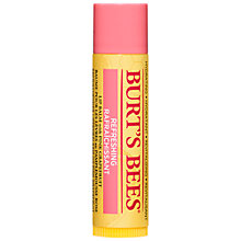 Buy Burt's Bee Refreshing Lip Balm with Grapefruit Online at johnlewis.com