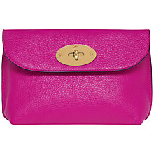 Buy Mulberry Locked Cosmetic Purse Online at johnlewis.com
