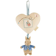 Buy Beatrix Potter Peter Rabbit Pull Down Musical Toy Online at johnlewis.com
