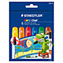 Staedtler Club Gel Crayons, Pack of 6