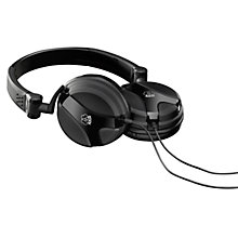 Buy AKG K518 DJ On-Ear Headphones, Black Online at johnlewis.com
