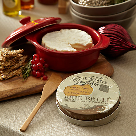 Buy Wildly Delicious Red Brie Baker With Brûlé Online at johnlewis.com