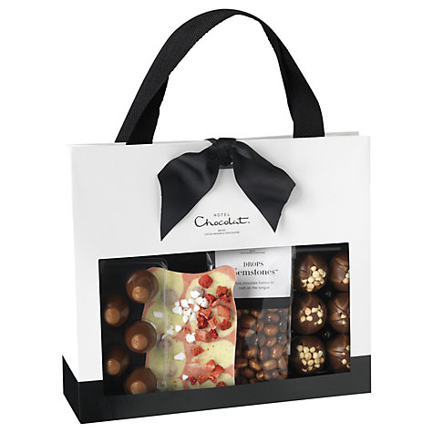 Buy Hotel Chocolat Goody Bag Of The Season, 310g Online at johnlewis.com