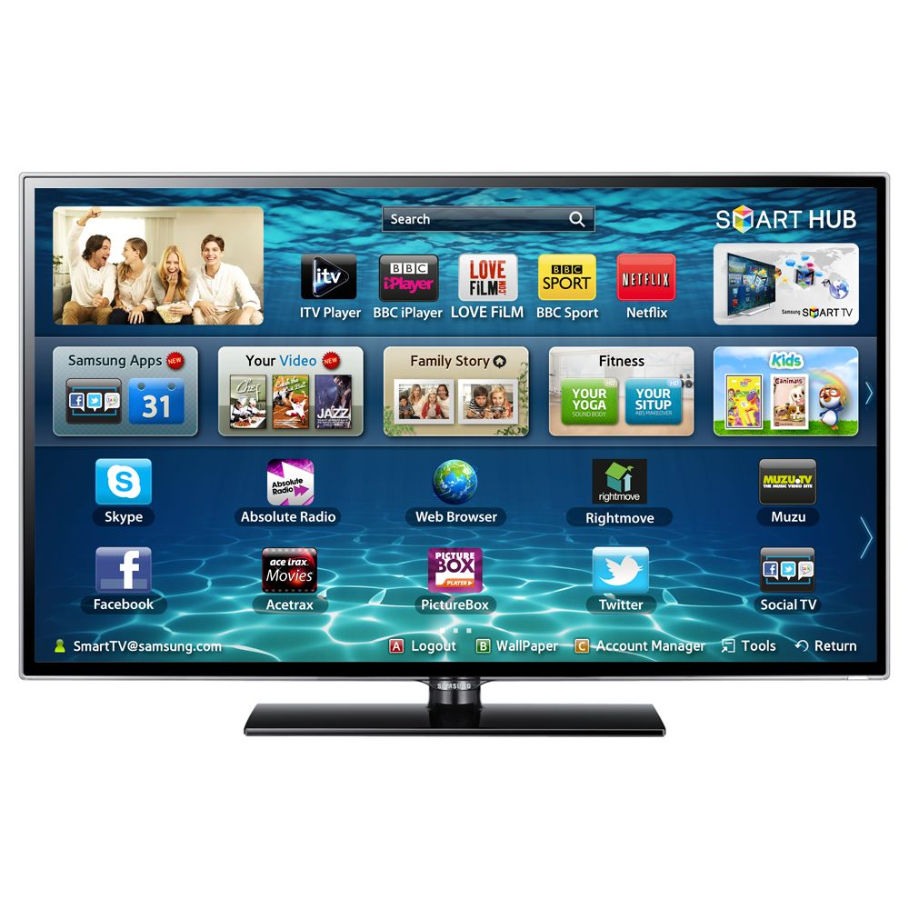 Samsung UE40ES5500 Full HD 40-inch LED TV