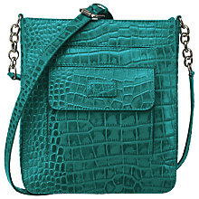 Buy OSPREY LONDON The Carapace Across Body Handbag Online at johnlewis.com