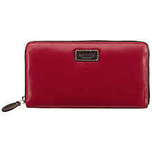 Buy OSPREY LONDON Gaumont Large Zip Around Purse Online at johnlewis.com
