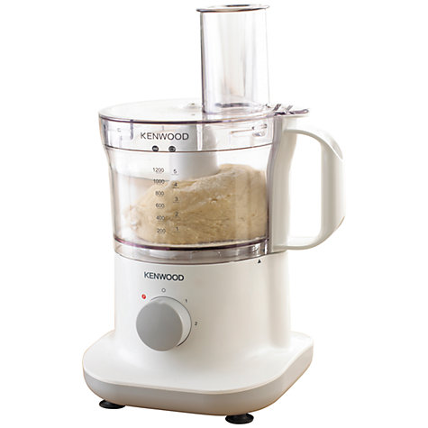 Buy Kenwood FPP220 Multipro Compact Food Processor, White Online at johnlewis.com