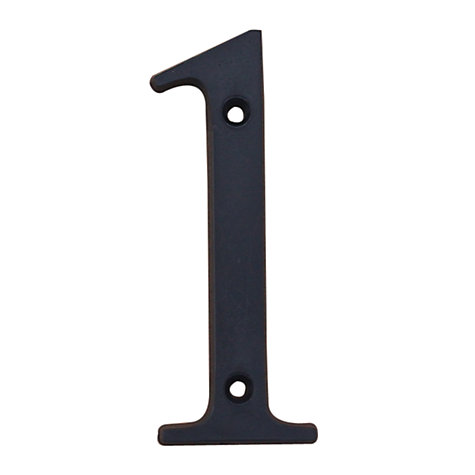 Buy ashortwalk Recycled Numeral 1 Online at johnlewis.com