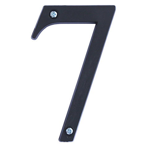 Buy ashortwalk Recycled Numeral 7 Online at johnlewis.com