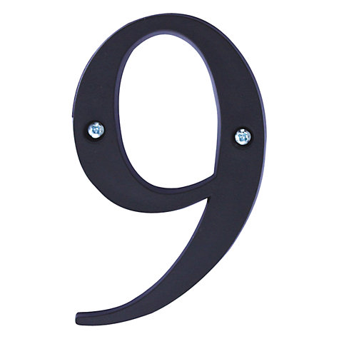 Buy ashortwalk Recycled Numeral 9 Online at johnlewis.com
