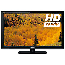 Buy Panasonic Viera TX-L32X5B HD 720p LED TV, 32 Inch with Freeview HD Online at johnlewis.com
