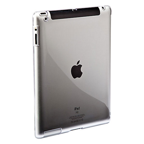 Buy Targus Back Cover for 3rd Generation iPad & iPad with Retina Display, Clear Online at johnlewis.com