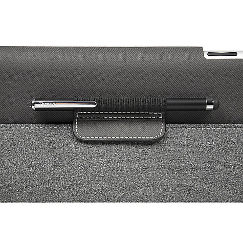 Buy Targus Premium Click-In Case for 3rd & 4th Generation iPad, Black Online at johnlewis.com