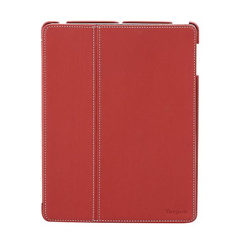 Buy Targus Premium Click-In Case for 3rd Generation iPad & iPad with Retina Display, Red Online at johnlewis.com