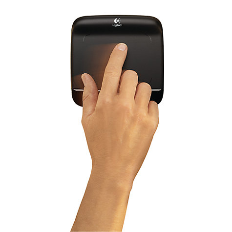 Buy Logitech Wireless Touchpad Online at johnlewis.com