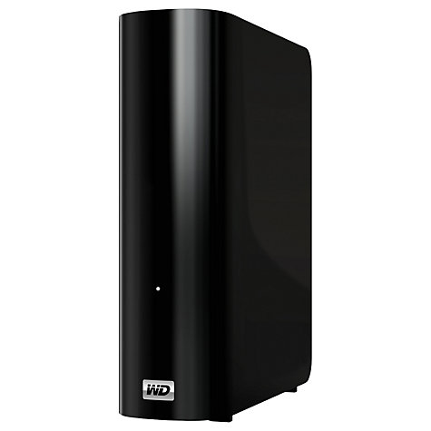 Buy WD My Book Desktop External Hard Drive, USB 3.0, 2TB Online at johnlewis.com