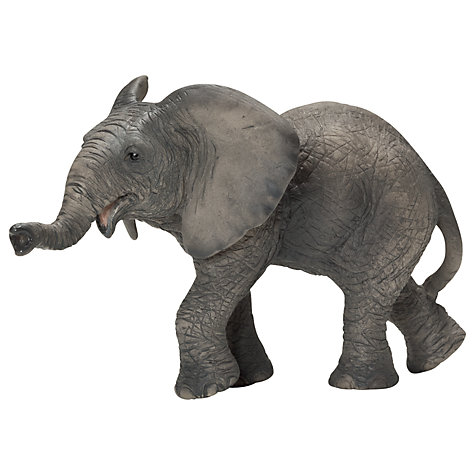 Buy Schleich Wild Animals: African Elephant Calf Online at johnlewis.com