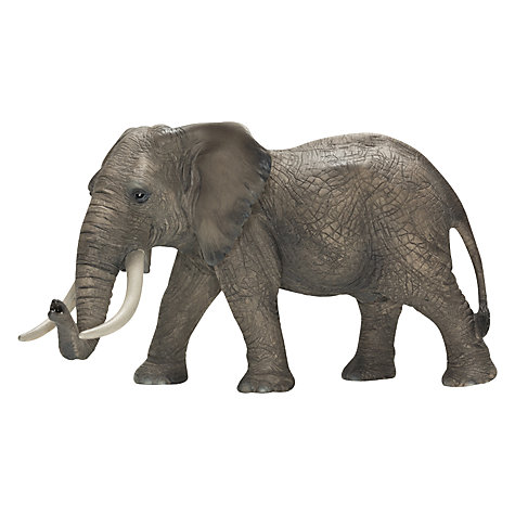 Buy Schleich Wild Animals: African Elephant Online at johnlewis.com