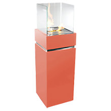 Buy Imagin Torre Bioethanol Burner Box, Red Online at johnlewis.com