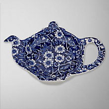 Buy Burleigh Blue Calico Teabag Tidy Online at johnlewis.com