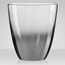 Buy John Lewis Metallic Fade Tumbler Online at johnlewis.com